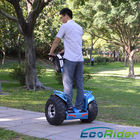 Personal Self Balancing Scooters Off Road Chariot Free Standing FCC SGS Approved