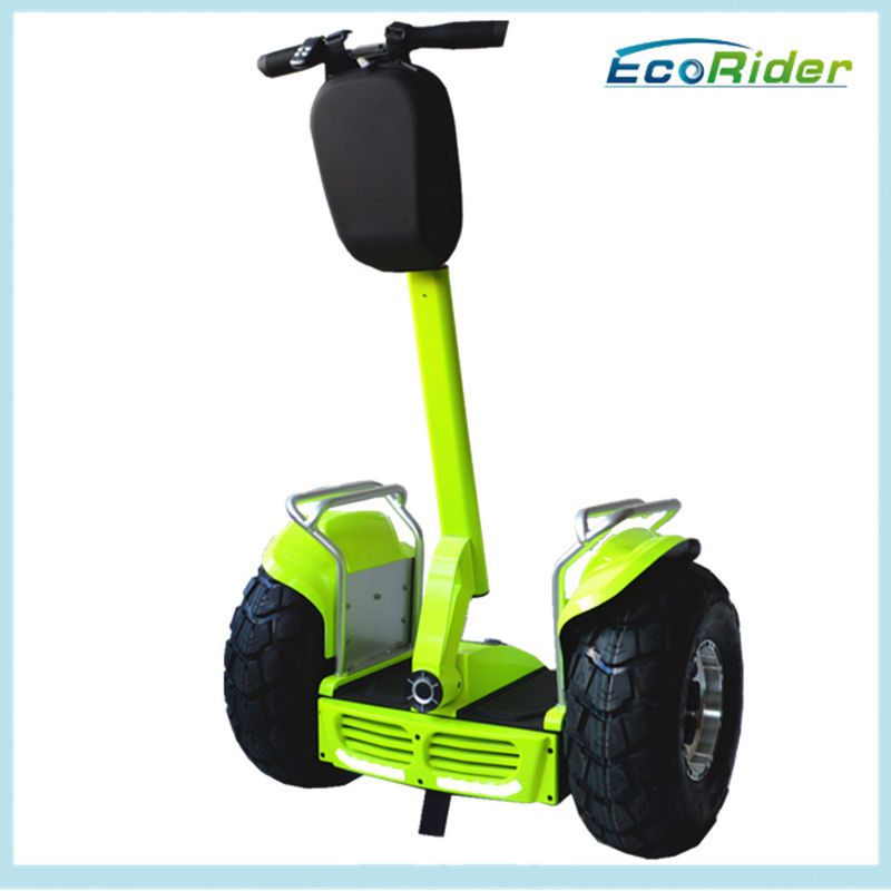 High Speed Electric Scooter Adult Off Road Segway 100V - 240V 125Kg Max. Load