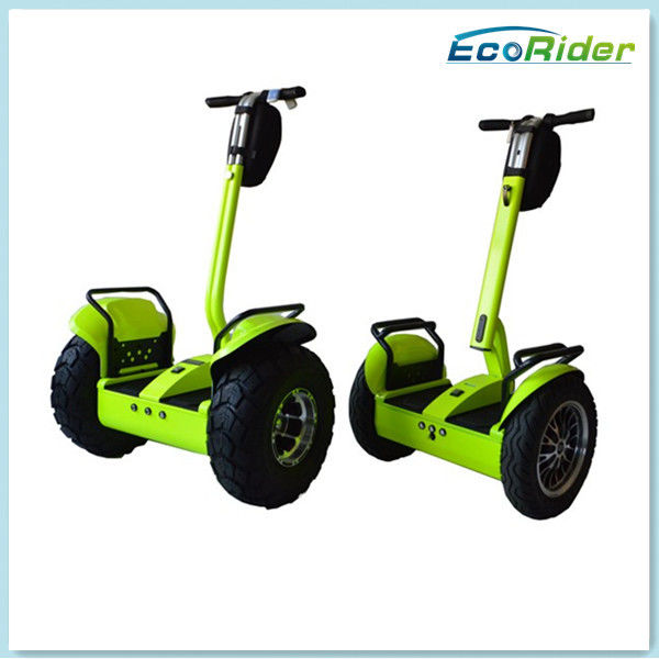 Green Safety Balance Electric Scooter Self Balance Hoverboard High Speed