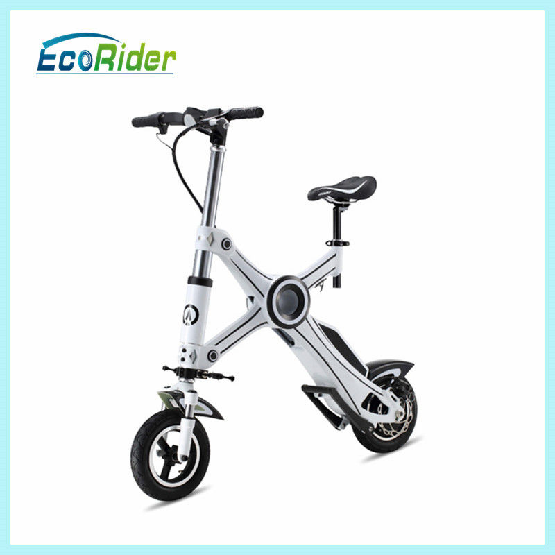 Two Wheel Handbar Smart Foldable Electric Scaooter E6 350w Power