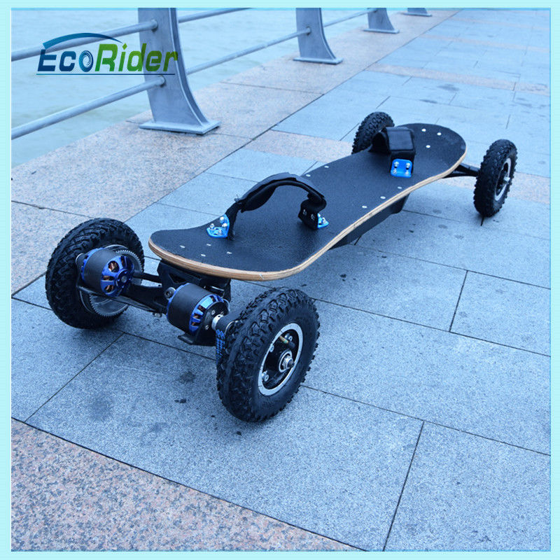 Mini Portable Self Balance Electric Scooter Hoverboard With 4 Wheels