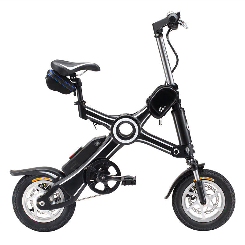 Small wheel Foldable Electric Scooter for adult , 25KM Max Speed