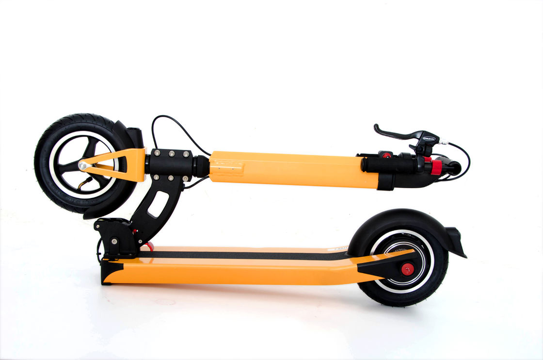 8.5 Inch Foldable Electric Scooter 350w Brushless Motor 25km/H Maximum Speed