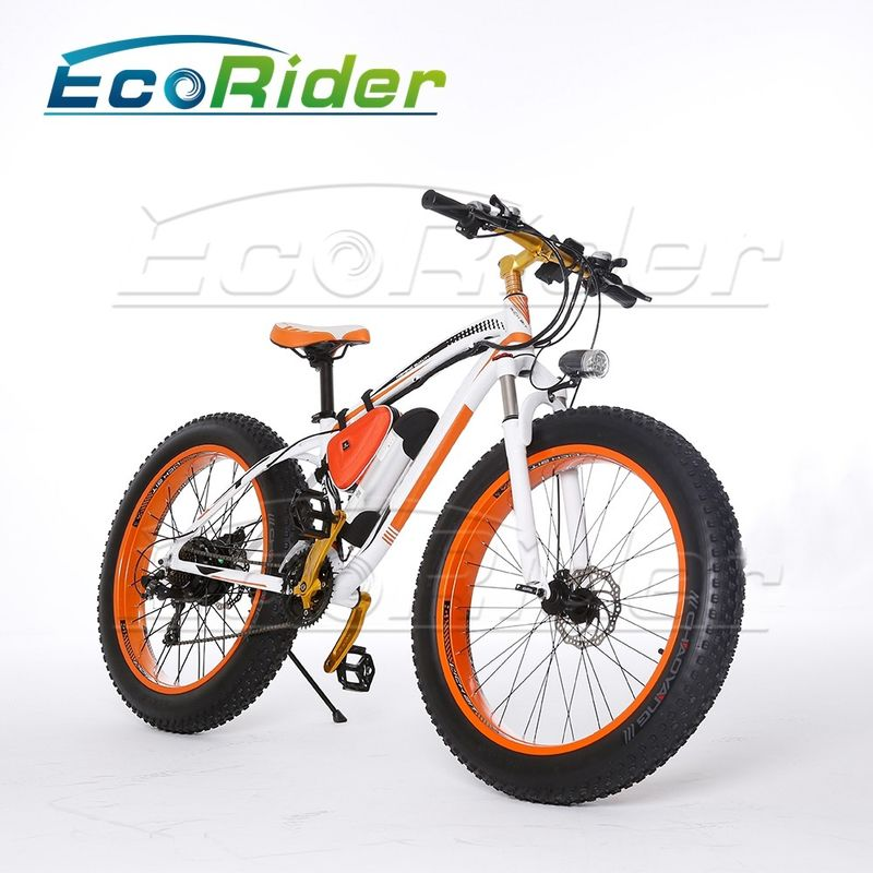26 Inch Tires 2 Wheel Electric Bike Outdoor Off Road Dirt Electric Snowmobile Bikes High Speed