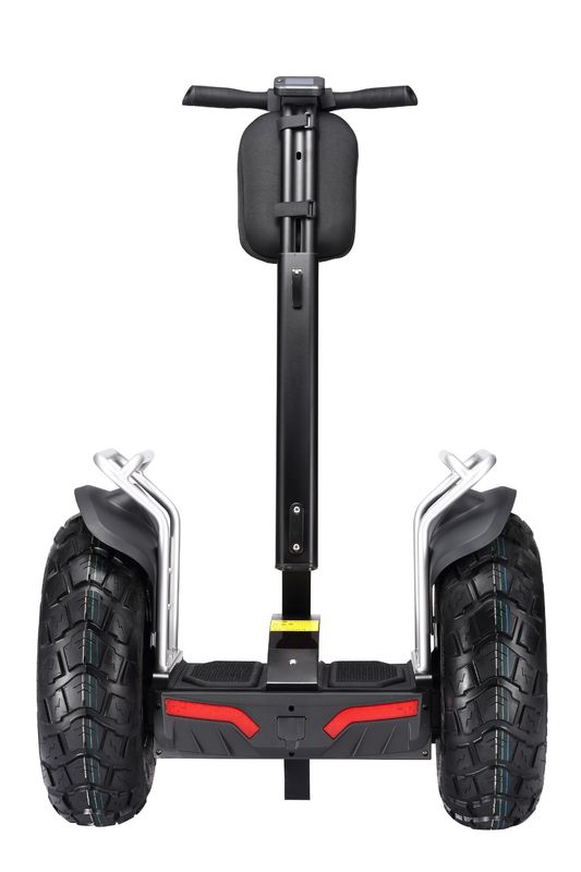 Big Tire Brushless Segway Human Transporter Double  72V 8.8Ah Lithium Battery
