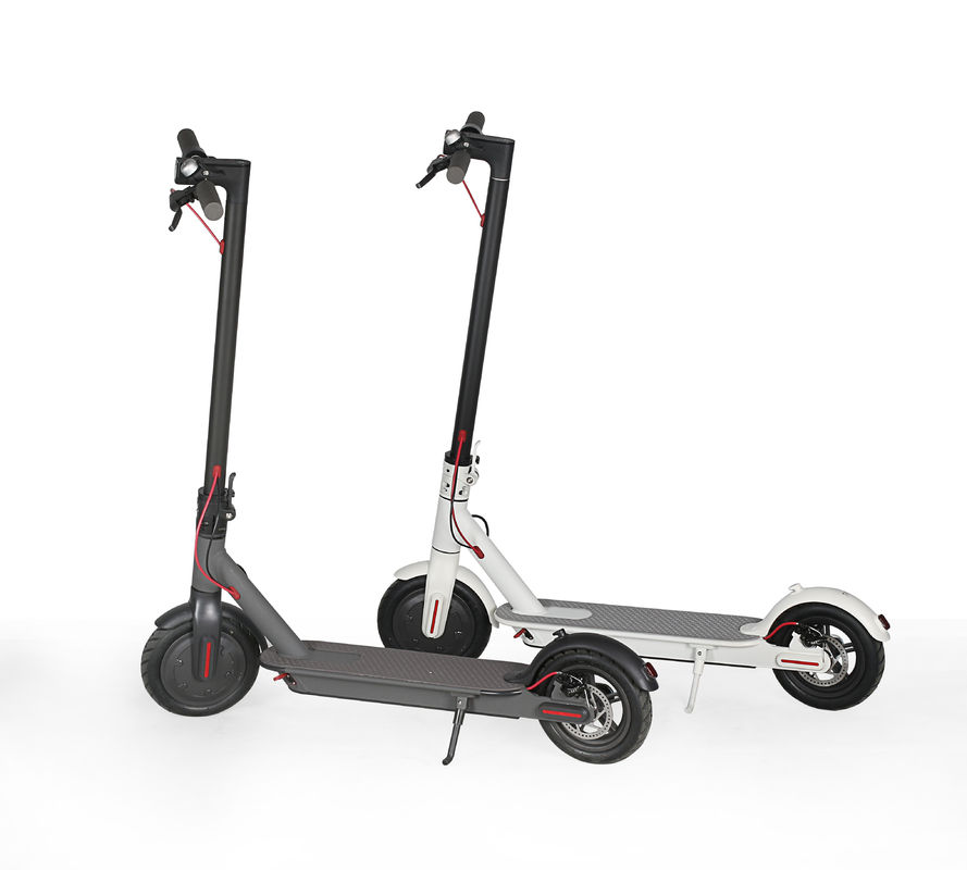 36V 250W 2 Wheel Electric Scooter Foldable 8.5 Inch Pneumatic Tyre 25km/h Max Speed
